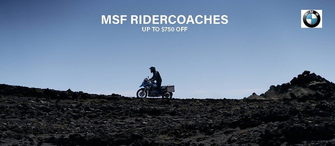 BMW - MSF Rider Coaches